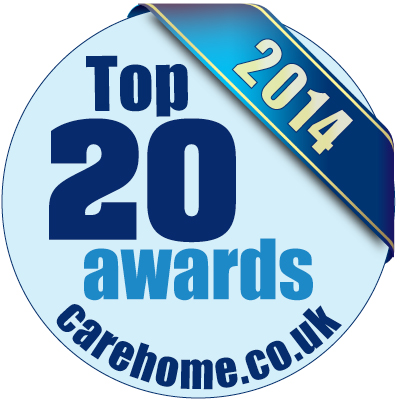 Top 20 Carehome Awards