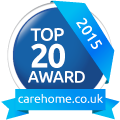 2015 Top 20 Care Home Awards